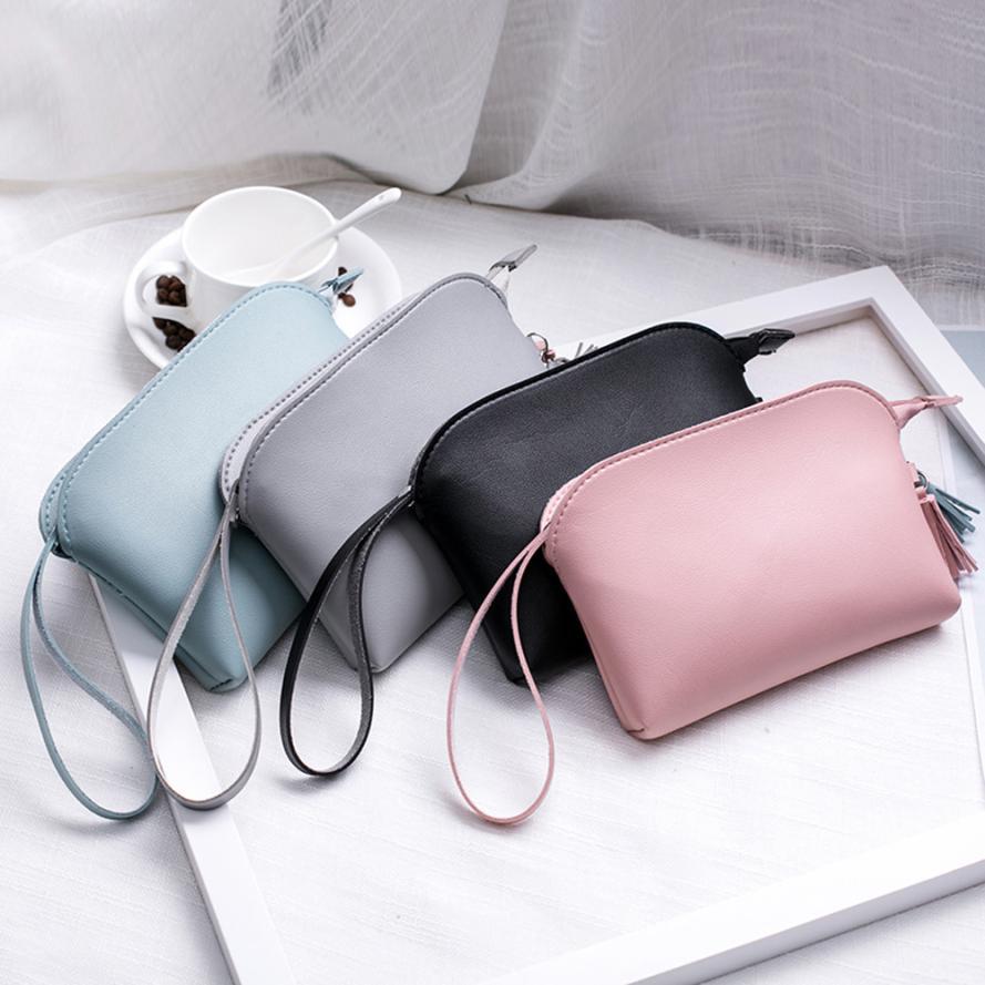 Molave Shoulder Bag new high quality Fashion Tassels Lichee Pattern Shell Type Handbag Coin Phone Bag shoulder bag women MAR14