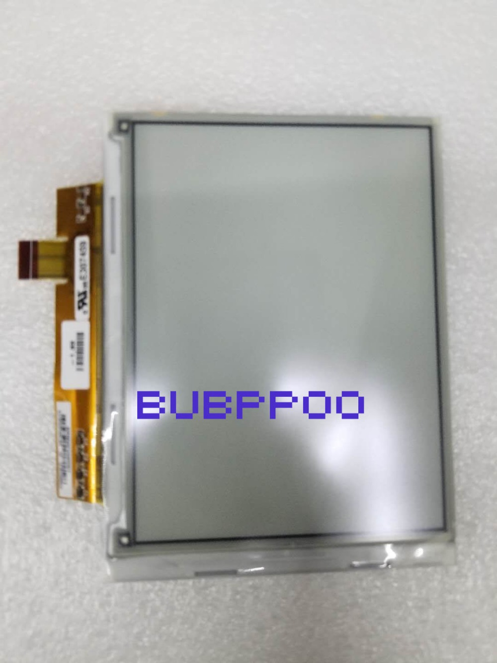 New 6 inch <font><b>39pin</b></font> for Bookeen Cybook Gen3 e-book reader <font><b>LCD</b></font> display <font><b>Screen</b></font> display Free shipping image
