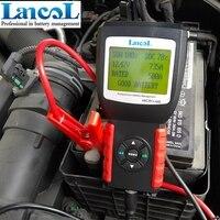 Lancol MICRO 468 Portable 12V/24V Auto Digital CCA Battery Measuring Instrument Automobile Battery Analyzer Car Battery Tester