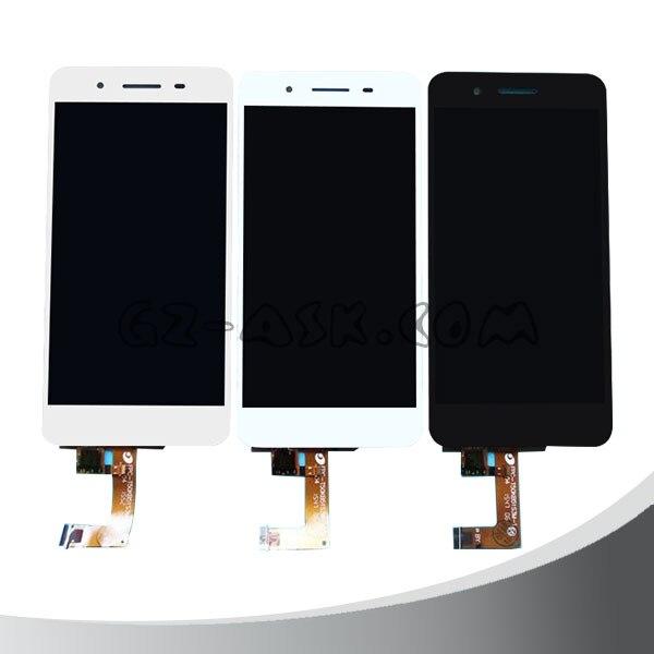 imágenes para Para Huawei GR3 TAG-L21/Disfrutar de 5S L13 L01 L03 L22 L23 pantalla lcd de pantalla táctil digitalizador conjunto completo Negro oro blanco libre shippping