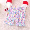 Calções de verão calções roupa interior de algodão do bebê recém-nascido do bebê 0-24months bebê gril curto infantil da criança do bebê meninas curto calças pant