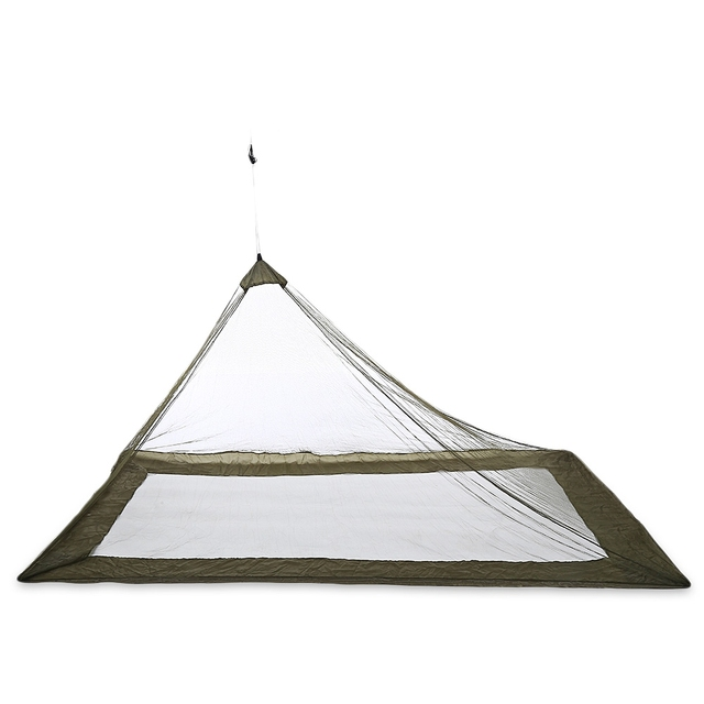Outdoor Compact Lightweight Tent Mosquito Net Canopy For Single Camping Bed 1 2 Person Travel Large Easy Carry