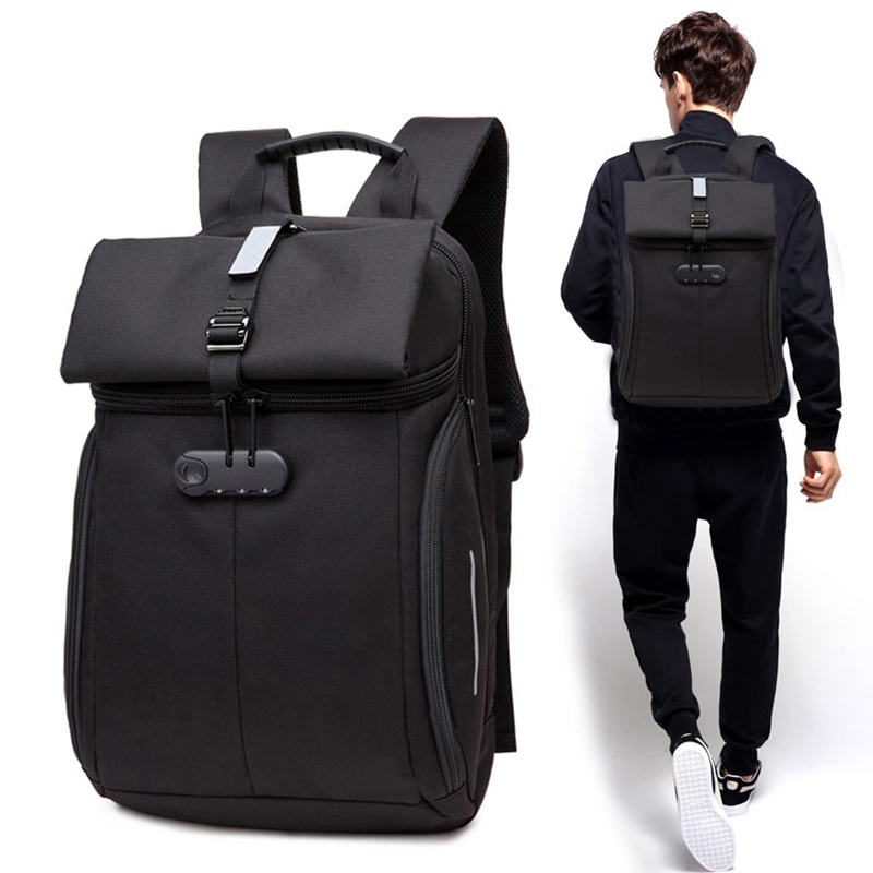 USB Charge Anti theft Backpacks Men Laptop Backpacks Fashion Travel School Bags Bagpack for Teenage Boys