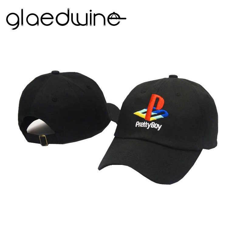 Detail Feedback Questions about Glaedwine Pretty Boy Baseball Cap  Playstation Hat Adjustable Snapback Strapback Dad Hats Men Women Hat Bones  Masculino hip ... 83185bfed144