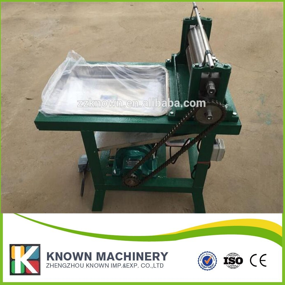 450/310mm electirc beeswax flat pressing machine on sale