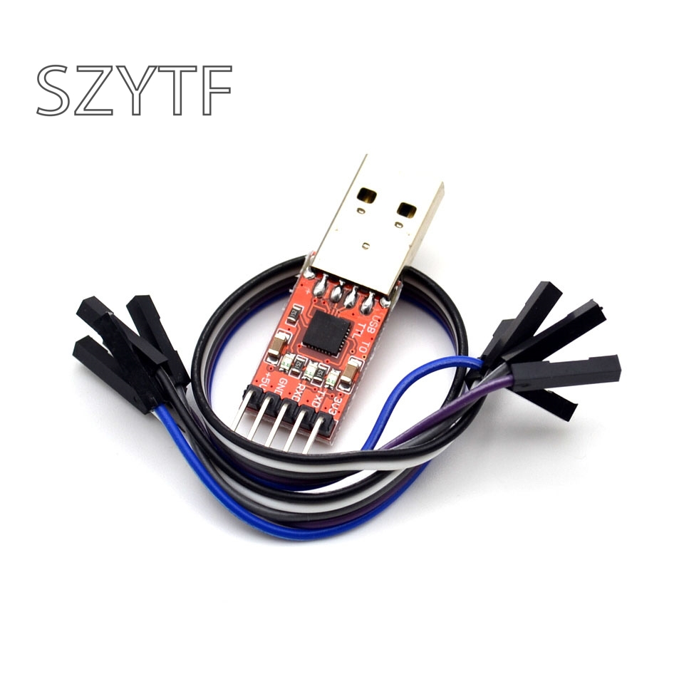 Cp2102 Module With Dtr Pin Stc Downloader Usb To Ttl Fz0910 Printed Circuit Board China Electronic And Digital Products On In Integrated Circuits From Components Supplies Alibaba