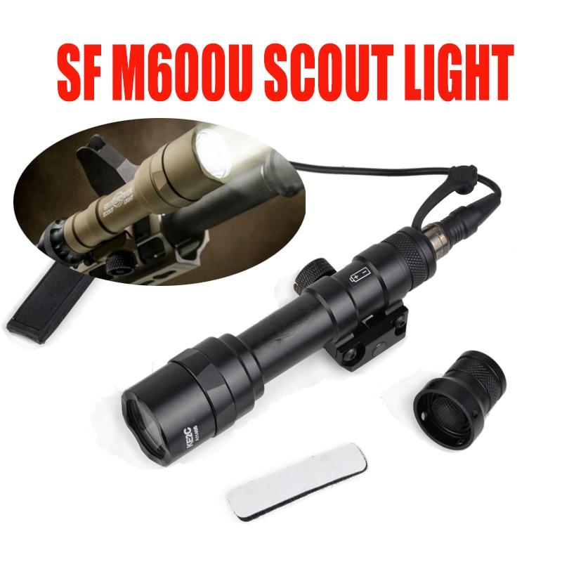 Element M600U Scout light LED 500 lumens M600 Weapon light Full Version EX 356