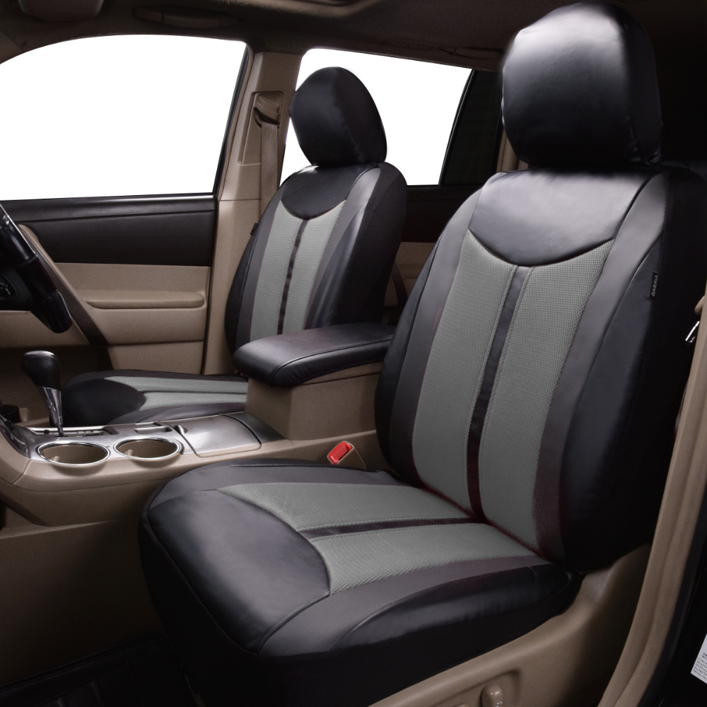 Neue Luxus PU Leder Auto Universal Auto Sitz Abdeckung Automotive Sitz Abdeckung Für Toyota Lada Kalina Granta Priora Renault Logan