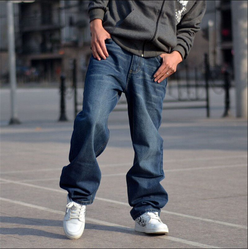 Popular Mens White Baggy Jeans-Buy Cheap Mens White Baggy Jeans