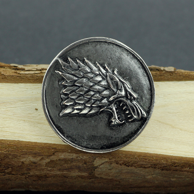 Game Of Thrones Vintage Pin Brooches