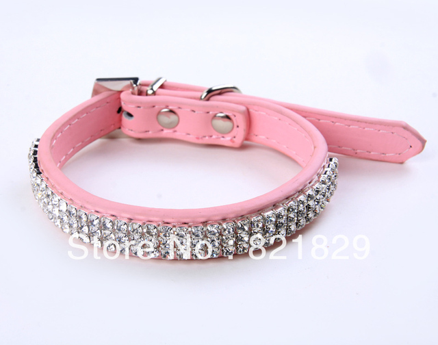 Free Shipping 2013 Best-seller Pet Product High-quality Dog Collars and Leads Dazzling Diamond Puppy Product