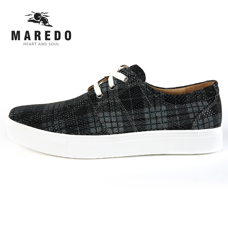 MAREDO summer men casual shoes leather shoes Breathable male shoes men leather sports shoes 2017 new spring imported leather men s shoes white eather shoes breathable sneaker fashion men casual shoes
