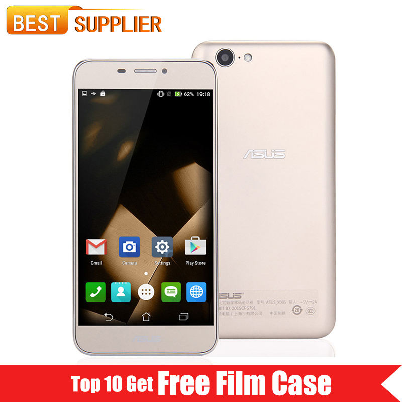 US $116 99 |5000mAh Asus Pegasus 5000 X005 4G LTE Cell phones MTK6753 Octa  Core Android 5 1 3GB RAM 16GB ROM 5 5