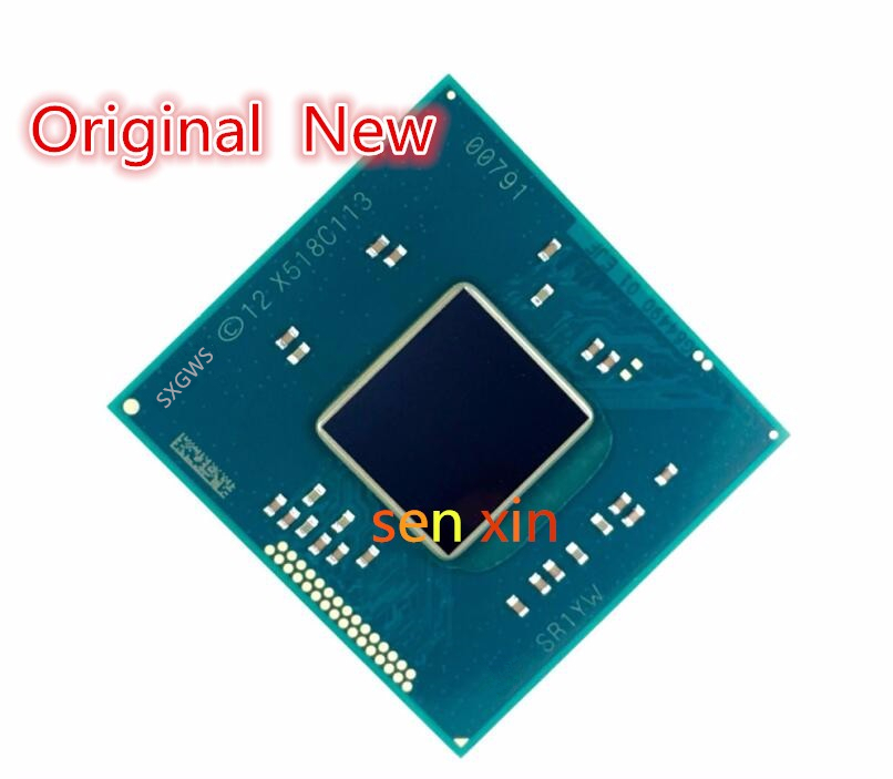 Free  shipping  100% NEW Original N3540 SR1YW BGA chipset with ball IN STOCK For Laptop-in Integrated Circuits from Electronic Components & Supplies