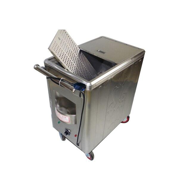 Средний нержавеющий Электрический отпариватель полотенец паровой нагрев влаги и теплого хранения полотенцесушитель нагреватель машина Электрический Полотенцесушитель