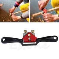 Metal Woodworking tool Blade Spoke Shave Manual Planer Plane Deburring Hand Tools Woodworking Tools