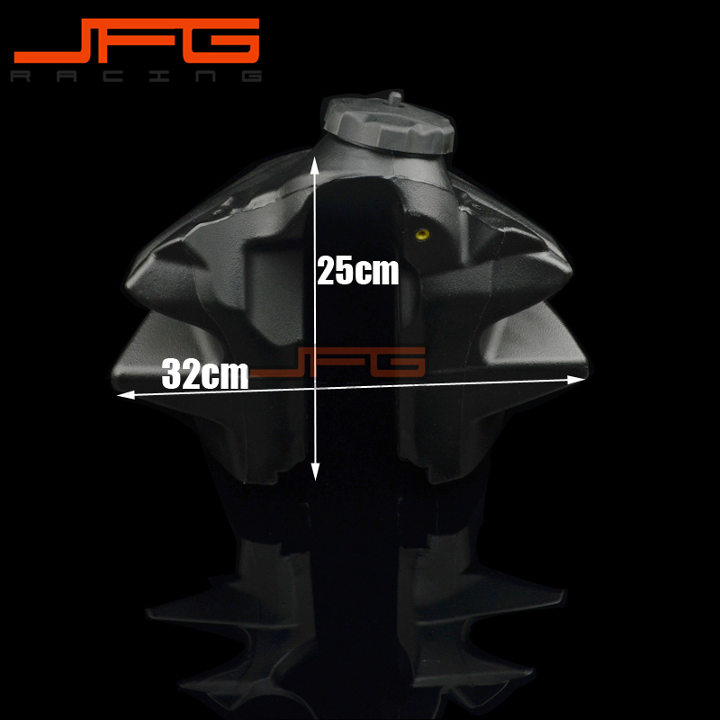 New Fuel Gas Tank For KTM SXF XCF XCFW SX-F XC-F XCF-W 250 SXF250 XCF250 XCFW250 Dirt Bike Motorcycle Parts цена