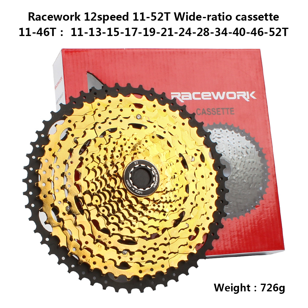 Image 2 - Mountain Bike Freewheel 10Speed/42/46/50T 11S/46/50/52T  MTB Cassette Flywheel Sprocket Compatible with Sunrace-in Bicycle Freewheel from Sports & Entertainment