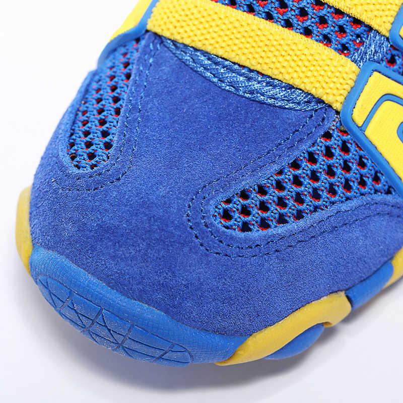 2019 ฤดูใบไม้ผลิฤดูร้อนใหม่เด็กกีฬารองเท้า breathable เด็กสาวแฟชั่นรองเท้าผ้าใบนุ่มสบายด้านล่างเด็กรองเท้า