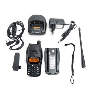 Image 5 - Baofeng UV X9 בתוספת 10 עוצמה ווטס ווקי טוקי עוצמה נייד רדיו VHF/UHF 10km משודרג של uv 82 uv82 CB רדיו חם