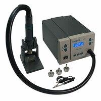 Паяльная станция BGA QUICK 861DW паяльная станция горячего воздуха для микросхемы ремонта