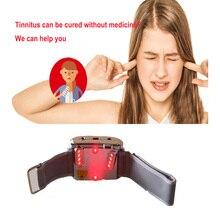 וובר רפואי מכשיר לייזר שעון טיפול טינטון לייזר טיפולי שעון לייזר טיפול סוכרת אזנים מדיה