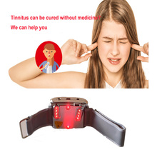 Weber Medical Device Laser Watch Treatment Tinnitus Laser Therapeutic Watch Laser Therapy  Diabetes Otitis Media