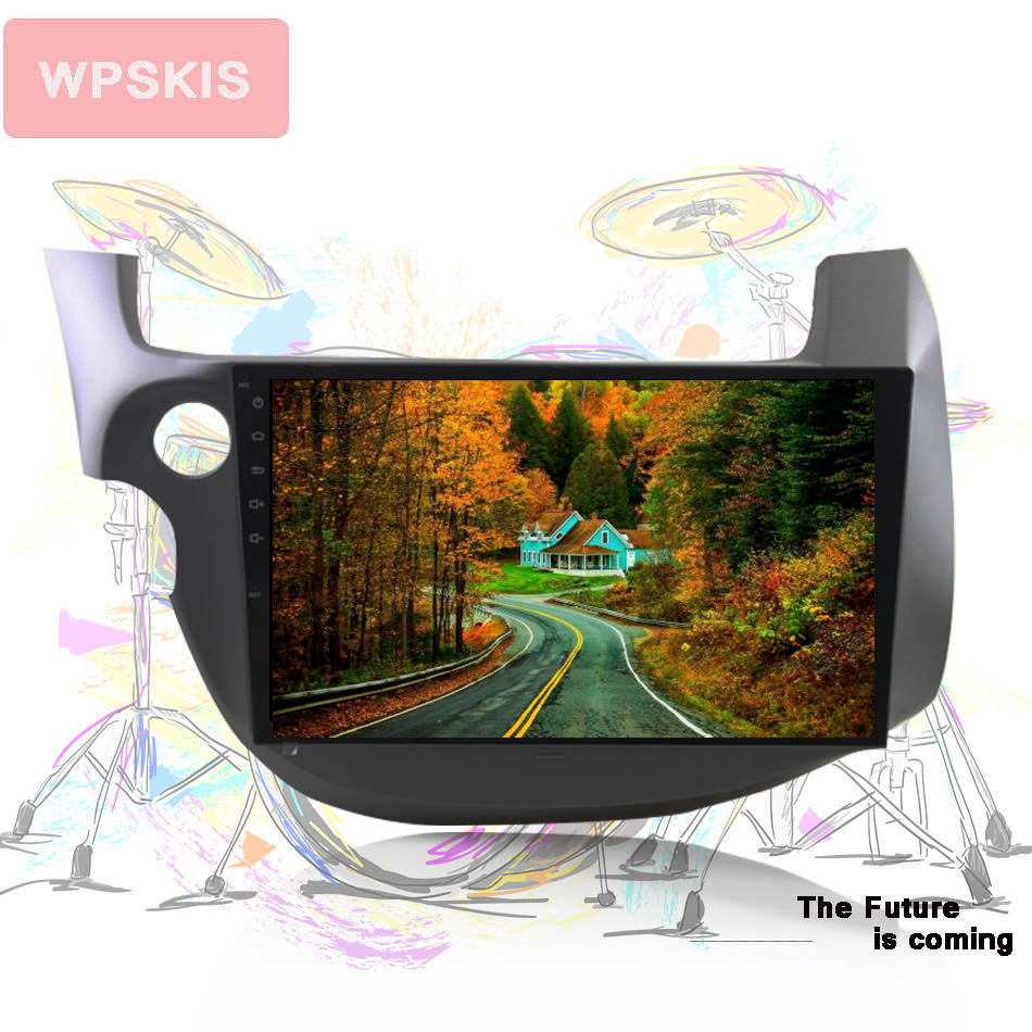 Car Multimedia Player Radio Audio DVD Android 9 0 4 64G Navigation For Honda Fit Jazz