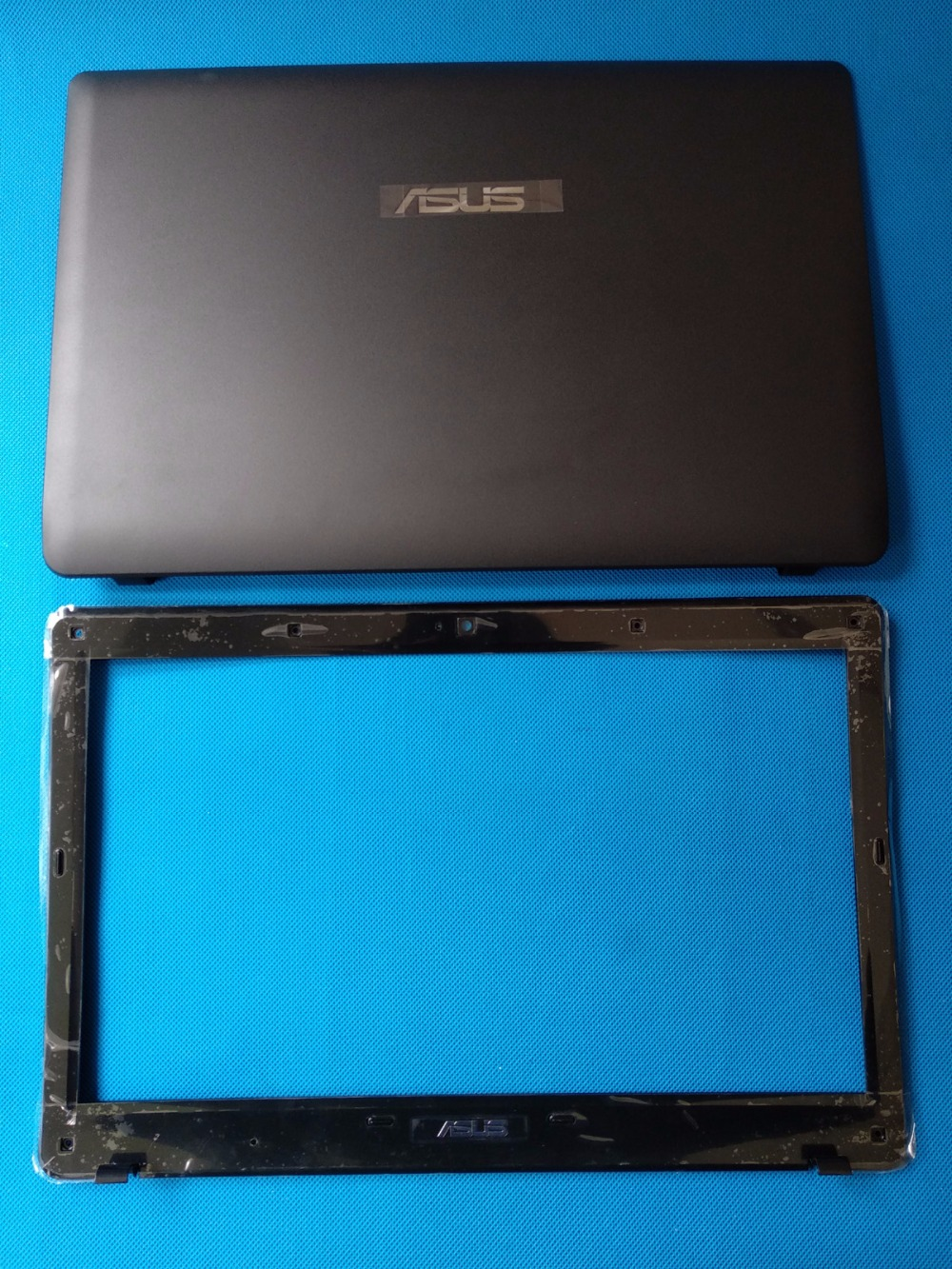 New for Asus K52 K52F K52J A52 X52 K52JR K52JK LCD Rear Case & Front Bezel Lid Cover new for asus k52 k52j k52f k52jr a52 x52 lcd back cover lcd front bezel cover 13n0 gua0a11 13gnxm1ap051 1