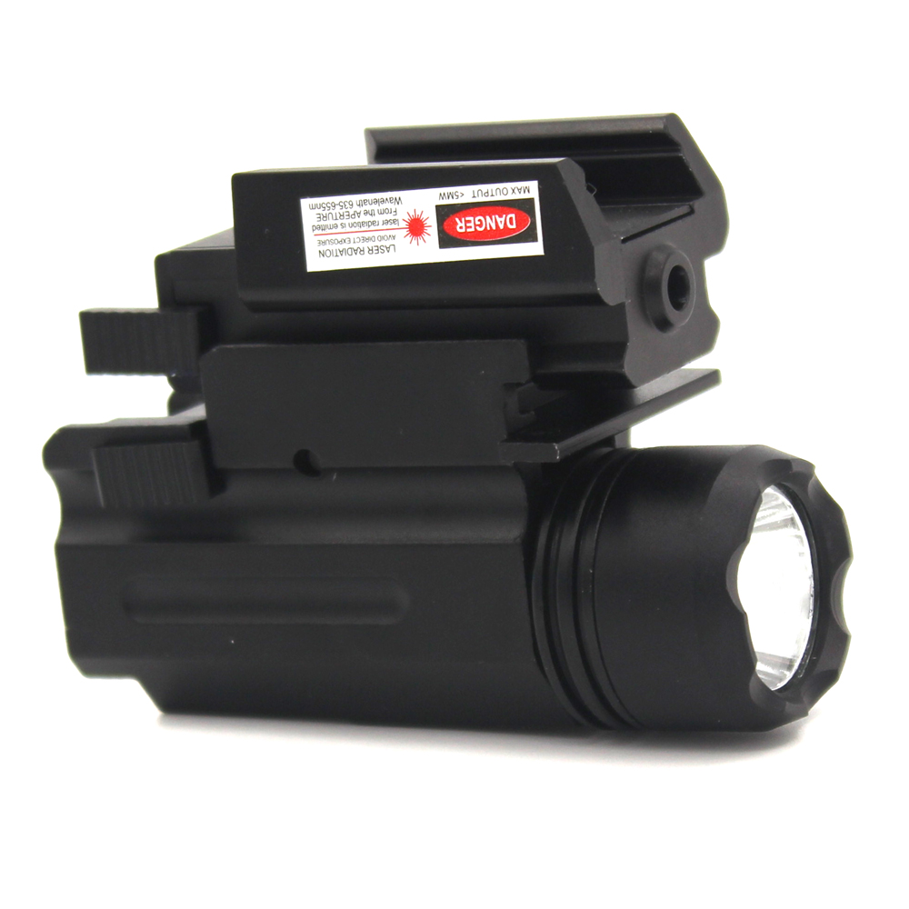 Red Dot Tactical G17 G19 Laser Sight Low Profile Scope Fit 20mm picatinny rail Weaver Rail Mount Quick Release for hunting