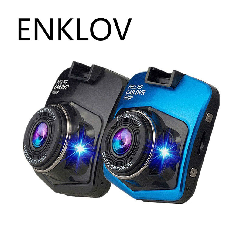 ENKLOV 170 Wide-angle DVR G-sensor Night Vision Mini Car Camera Full HD 1080P Dash Cam Car DVR English/Russian User Manual bigbigroad for nissan qashqai car wifi dvr driving video recorder novatek 96655 car black box g sensor dash cam night vision