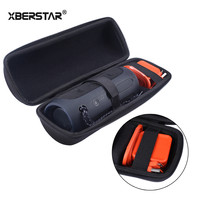 Portable Travel Case Case For JBL FLIP Charging 4 Charger 4 Bluetooth Speaker Extra Space For