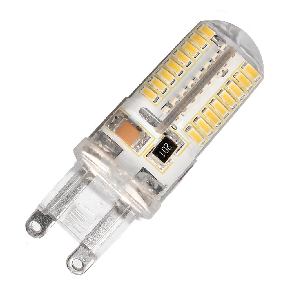 Led G9 5w Us 4 19 30 Off Ampoules Led G9 5w 64 Smd 3014leds Spot Led 320 350lm Lampe Led Blanc Chaud Ac220 240v Corn Light Led Corn Trpe G9 In Led Bulbs