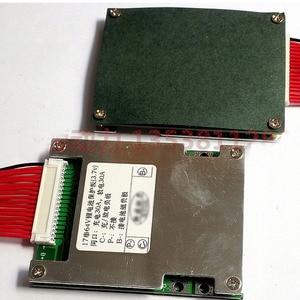 Image 5 - 17S 64 فولت 16S 60 فولت 13S 48 فولت 7S 24 فولت بطارية ليثيوم لوح حماية ليثيوم أيون يبو 18650 حزم BMS PCM مشترك نفس المنفذ 30A 50A eBike
