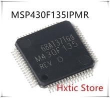 10PCS/LOT new original MSP430F135IPMR MSP430F135IPM MSP430F135 M430F135 64-LQFP