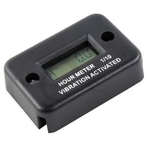 Image 4 - Motorcycle New Tach Vibration Activated Hour Meter Counter Waterproof For ATV Snowmobile Gas Engine Boat Motorbike