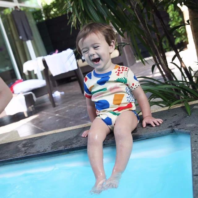 Presell Bobo Choses 2016 Newborn Body Baby Boy Baby Girl Verão Bodysuits One-Pieces New Arrival Algodão Roupas Cicishop