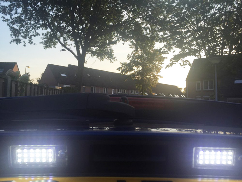 Hopstyling 2X 18SMD За Volvo V70 XC70 S60 S80 XC90 LED - Автомобилни светлини - Снимка 3