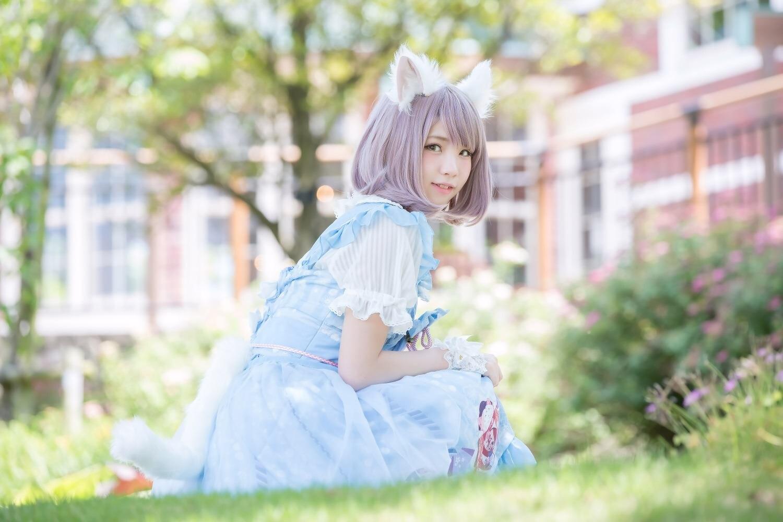 HTB16zQBOFzqK1RjSZFvq6AB7VXan - Kawaii Cat Girl