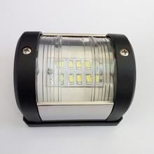 12 V مركبة بحرية يخت أضواء الملاحة الأبيض LED ترويسة مصباح ستيرن ضوء البحرية اكسسوارات للقوارب