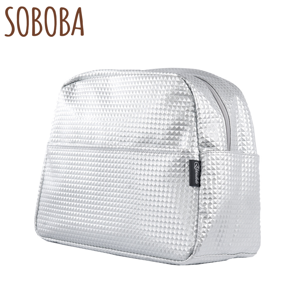 Soboba Mommy Maternity Diaper Bags Solid Fashion Large Capacity Women Nursing Bag for Baby Care Stylish Outdoor Mommy Bags stylish women s solid color pleated culotte
