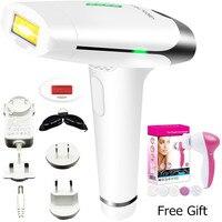 Lescolton IPL Permanent Laser Hair Removal Machine 400,000 Pulses Painless IPL Home Epilator for Whole Body Laser Epilator