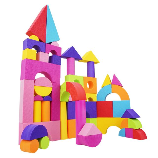 Kids Building Blocks (50 pcs)
