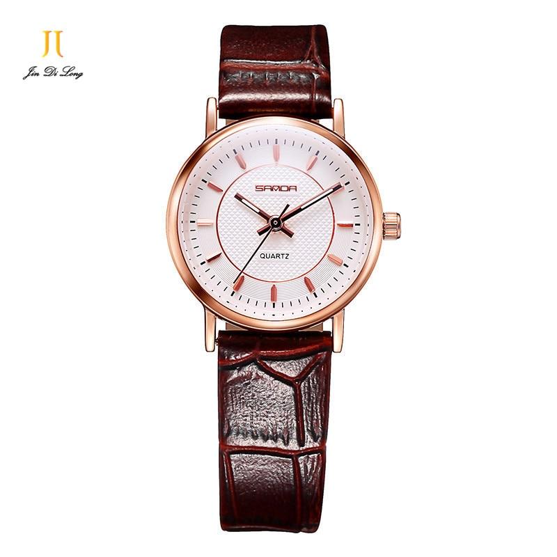 ?Brand Classic Fashion Ultra-Thin Casual Watch Women