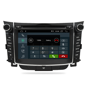 """Image 3 - 7"""" IPS Screen Android 9.0 Car DVD Radio Player For Hyundai i30 Elantra GT 2012 2016 2 Din Video GPS Navigation Stereo Multimedia"""