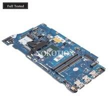 NOKOTION основная плата для ноутбука для DELL Vostro 5468 5568 LA-D822P 06NY5G 6NY5G CN-06NY5G с i5-7200u компьютер на любом транспортном средстве DDR4