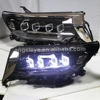 led Headlight for 2018 for Toyota Land Cruiser Prado GXL wagon