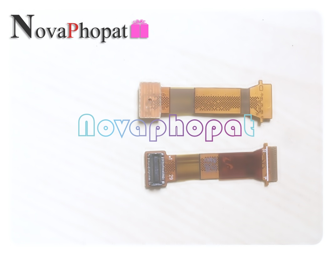 Novaphopat For <font><b>Samsung</b></font> Galaxy Tab 3 7.0 T210 <font><b>T211</b></font> <font><b>LCD</b></font> Display Screen Connect MainBoard motherboard PCB <font><b>LCD</b></font> Connector Flex Cable image