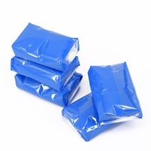 5 шт. Волшебная глиняная планка высокого качества 6,5x4,5x2 см синяя Автомобильная Очистка для удаления деталей мойка аксессуары Запчасти