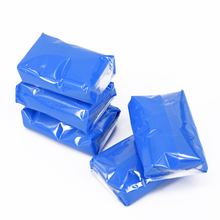 5pcs Magic Clay Bar high quality 6.5x4.5x2cm Blue Car Cleaning Remove Detailing Wash Cleaner accessories parts yy 6605 car cleaner blue orange